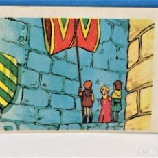Coleccionismo Cromos antiguos: CROMO DE RUY EL PEQUEÑO CID . Nº 228 AÑO 1980 DEL ALBUM RUY EL PEQUEÑO CID DE FHER. Lote 222078955