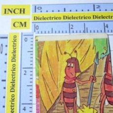 Coleccionismo Cromos antiguos: CROMO CROMITO TROQUELADO. LA ABEJA MAYA Nº 71 AÑO 1978 QUELCOM.. Lote 222396498
