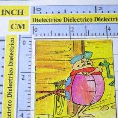 Coleccionismo Cromos antiguos: CROMO CROMITO TROQUELADO. LA ABEJA MAYA Nº 131 AÑO 1978 QUELCOM.. Lote 222396513