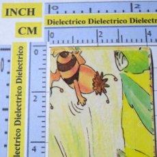 Coleccionismo Cromos antiguos: CROMO CROMITO TROQUELADO. LA ABEJA MAYA Nº 183 AÑO 1978 QUELCOM.. Lote 222396527