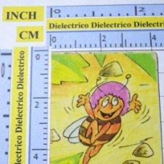 Coleccionismo Cromos antiguos: CROMO CROMITO TROQUELADO. LA ABEJA MAYA Nº 188 AÑO 1978 QUELCOM.. Lote 222396578