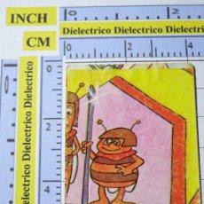 Coleccionismo Cromos antiguos: CROMO CROMITO TROQUELADO. LA ABEJA MAYA Nº 221 AÑO 1978 QUELCOM.. Lote 222396725