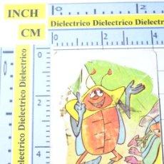 Coleccionismo Cromos antiguos: CROMO CROMITO TROQUELADO. LA ABEJA MAYA Nº 285 AÑO 1978 QUELCOM.. Lote 222396730
