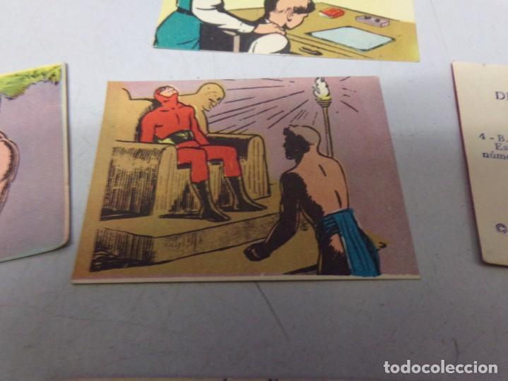Coleccionismo Cromos antiguos: lote 50 cromos la juventud del hombre enmascarado editorial dolar muy buen estado - Foto 3 - 222431375
