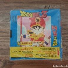 Coleccionismo Cromos antiguos: CAJA DRAGON BALL Z PANINI(PRECINTADA) 50 SOBRES SIN ABRIR DIFICIL DE CONSEGUIR!!. Lote 222456946