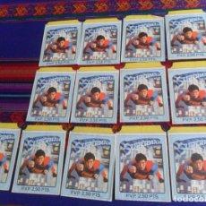 Coleccionismo Cromos antiguos: LOTE 13 SOBRE VACÍO EN MUY BUEN ESTADO DE SUPERMAN THE MOVIE 1. FHER 1978. RAROS.. Lote 222461425