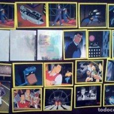 Coleccionismo Cromos antiguos: BATMAN DC PANINI 1993 - B - F - J - L- RESERVADO. Lote 222583941