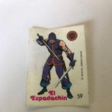 Coleccionismo Cromos antiguos: EL ESPADACHIN - SUPER HEROES DE CROPAN. Lote 222613940