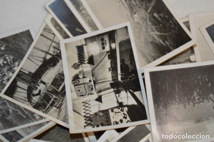 Coleccionismo Cromos antiguos: ZEPPELIN-Weltfahrten / Lote antiguo de 60 cromos alemanes - Dirigibles Zeppelín / Años 30 - Lote 04 - Foto 16 - 222708846