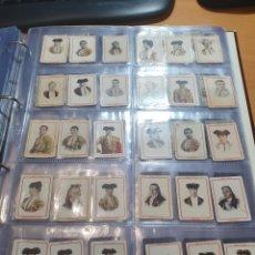 Coleccionismo Cromos antiguos: 30 CROMOS FOTOTIPIAS SERIE 12. Lote 223745105