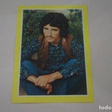 Coleccionismo Cromos antiguos: CROMO DE ARTISTA DE MIGUEL RIOS SIN PEGAR Nº 54 DEL ALBUM NOTAS MAGICAS. Lote 224150496