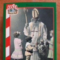 Coleccionismo Cromos antiguos: SANTA AROUND THE WORLD - 1910 FRANCE. Lote 225832050