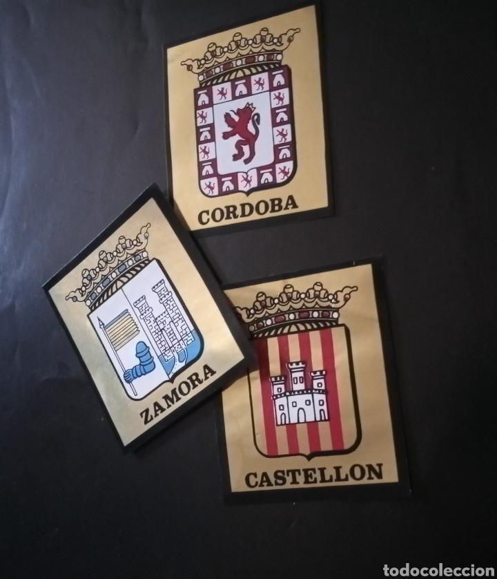 Coleccionismo Cromos antiguos: ALICANTE cromo sobre sin abrir ESCUDOS DE ESPAÑA - muy raro - Foto 3 - 227213815