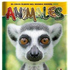 Coleccionismo Cromos antiguos: CROMOS ANIMALES 2020 CONSULTA FALTAS. Lote 227625610