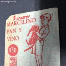 Coleccionismo Cromos antiguos: SOBRE SIN CROMOS MARCELINO PAN Y VINO. Lote 228322226