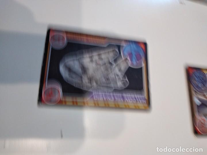 Coleccionismo Cromos antiguos: C-JOM IMPRESIONANTE LOTE DE UNOS 240 CROMOS DE STAR WARS LOS DE FOTO - Foto 72 - 233938385