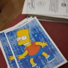 Coleccionismo Cromos antiguos: NUMERO 117 LOS SIMPSONS 2000 00 SPRINGFIELD II HOMER LISA BART. Lote 234763920