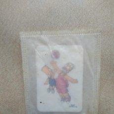 Coleccionismo Cromos antiguos: CROMO PEGATINA O STICKER JUMPERS SIMPSON AÑO 2012. Lote 234849950