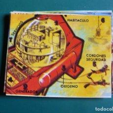 Coleccionismo Cromos antiguos: EL MUNDO SUBMARINO Nº 186. Lote 235429985