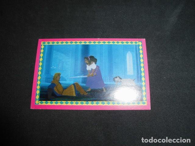 CROMO STICKER DE: EL JOROBADO DE NOTRE DAME - Nº 139 - SIN PEGAR - PANINI 1997. (Coleccionismo - Cromos y Álbumes - Cromos Antiguos)