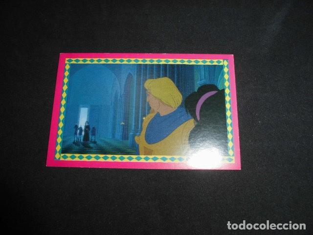 CROMO STICKER DE: EL JOROBADO DE NOTRE DAME - Nº 143 - SIN PEGAR - PANINI 1997. (Coleccionismo - Cromos y Álbumes - Cromos Antiguos)