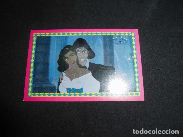 CROMO STICKER DE: EL JOROBADO DE NOTRE DAME - Nº 146 - SIN PEGAR - PANINI 1997. (Coleccionismo - Cromos y Álbumes - Cromos Antiguos)