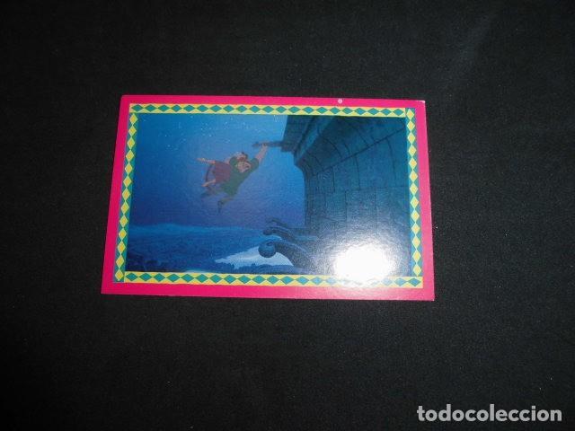 CROMO STICKER DE: EL JOROBADO DE NOTRE DAME - Nº 157 - SIN PEGAR - PANINI 1997. (Coleccionismo - Cromos y Álbumes - Cromos Antiguos)