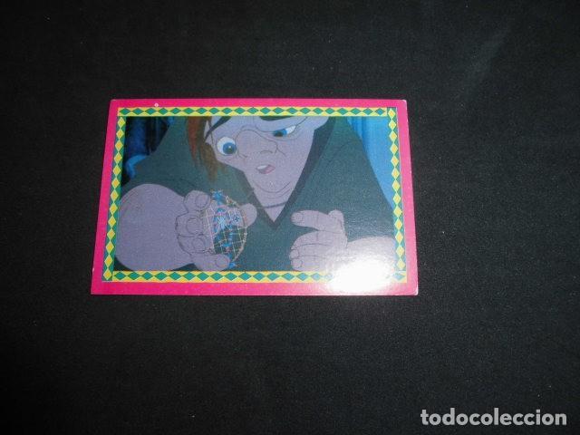 CROMO STICKER DE: EL JOROBADO DE NOTRE DAME - Nº 160 - SIN PEGAR - PANINI 1997. (Coleccionismo - Cromos y Álbumes - Cromos Antiguos)