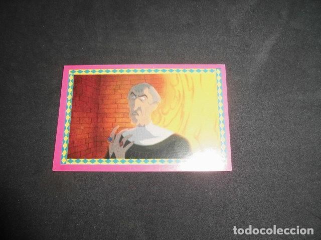 CROMO STICKER DE: EL JOROBADO DE NOTRE DAME - Nº 162 - SIN PEGAR - PANINI 1997. (Coleccionismo - Cromos y Álbumes - Cromos Antiguos)