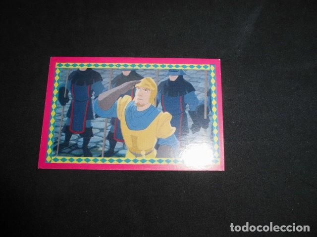 CROMO STICKER DE: EL JOROBADO DE NOTRE DAME - Nº 163 - SIN PEGAR - PANINI 1997. (Coleccionismo - Cromos y Álbumes - Cromos Antiguos)
