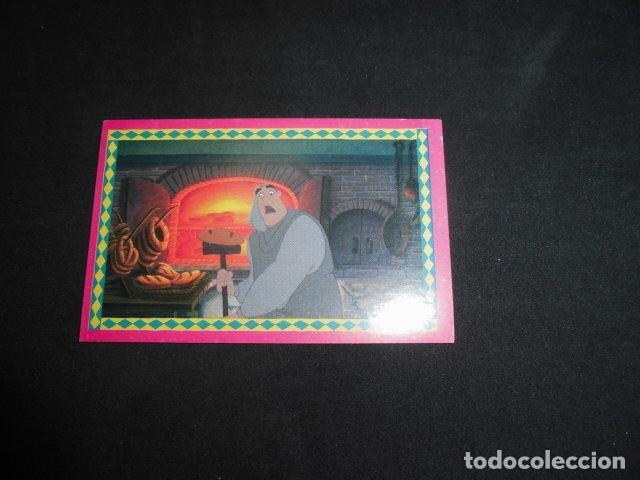CROMO STICKER DE: EL JOROBADO DE NOTRE DAME - Nº 165 - SIN PEGAR - PANINI 1997. (Coleccionismo - Cromos y Álbumes - Cromos Antiguos)