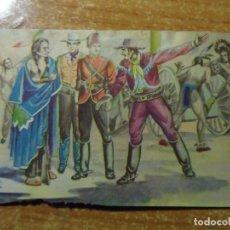 Coleccionismo Cromos antiguos: POLICIA MONTADA DEL CANADA CROMO Nº 56 FHER 1946. Lote 236531875