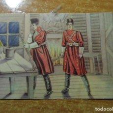 Coleccionismo Cromos antiguos: POLICIA MONTADA DEL CANADA CROMO Nº 60 FHER NUNCA PEGADO 1946. Lote 236532535