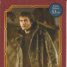 Coleccionismo Cromos antiguos: Nº 53 - HARRY POTTER - WIZARDING WORLD - CARREFOUR 2020 - BARTY CROUCH JR. Lote 236987045