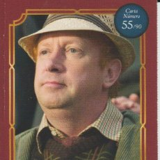 Coleccionismo Cromos antiguos: Nº 55 - HARRY POTTER - WIZARDING WORLD - CARREFOUR 2020 - ARTHUR WEASLEY. Lote 236987465