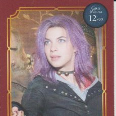 Coleccionismo Cromos antiguos: Nº 12 - HARRY POTTER - WIZARDING WORLD - CARREFOUR 2020 - NYMPHADORA TONKS. Lote 236989150