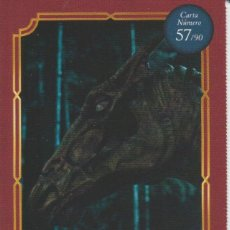 Coleccionismo Cromos antiguos: Nº 57 - HARRY POTTER - WIZARDING WORLD - CARREFOUR 2020 - THESTRAL. Lote 236990205