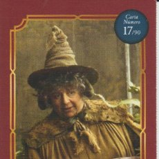 Coleccionismo Cromos antiguos: Nº 17 - HARRY POTTER - WIZARDING WORLD - CARREFOUR 2020 - POMONA SPROUT. Lote 236991115