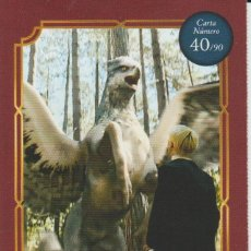 Coleccionismo Cromos antiguos: Nº 40 - HARRY POTTER - WIZARDING WORLD - CARREFOUR 2020 - BUCKBEAK. Lote 236992410