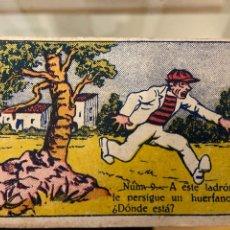 Coleccionismo Cromos antiguos: CROMO CHOCOLATES VICENTE MARTI ANTIGUO CASA. Lote 237025565