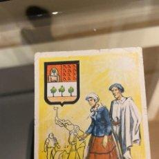 Coleccionismo Cromos antiguos: LAS PROVINCIAS DE ESPAÑA GIGARPE Nº 65 SIN PEGAR CASA. Lote 237027465