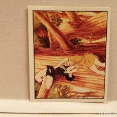 Coleccionismo Cromos antiguos: ANTIGUO CROMO LA LEYENDA DEL PRINCIPE VALIENTE PANINI AÑO 1992 NUMERO 45 NUEVO VER FOTO. Lote 237586705
