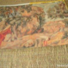 Coleccionismo Cromos antiguos: FOTOCROMO Nº 78. CUADRO DE BENJAMÍN PALENCIA. BIBLIOTECA DE ÁLBUMES CULTURALES. CÍRCULOS DE LECTORES. Lote 238812635