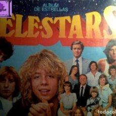 Coleccionismo Cromos antiguos: 2 CROMOS NUEVO Nº 23-75 ALBUM TELE-STARS 1978 EDICIONES ESTE EL REGRESO DEL SANTO-LUCAS TANNER. Lote 239556925