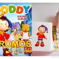 Coleccionismo Cromos antiguos: LOTE 169 CROMOS NODDY 2 PANINI 2009 NODI NODDI NODY. Lote 44009423
