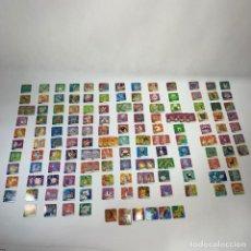 Coleccionismo Cromos antiguos: LOTE DE 156 IMAN POKÉMON STACK. Lote 241757030