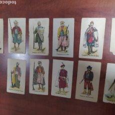 Coleccionismo Cromos antiguos: ALCOY ,ESTAMPAS ANTIGUAS DE MOROS Y CRISTIANOS.. Lote 241858975