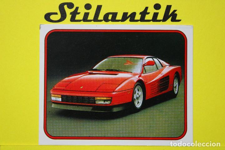 CROMO 215 - MOTOR ADVENTURES 1987 - PANINI - NUNCA PEGADO - NEVER STICKED (Coleccionismo - Cromos y Álbumes - Cromos Antiguos)