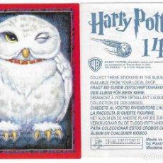 Coleccionismo Cromos antiguos: HARRY POTTER STICKER ALBUM -- 93 DIFERENTES -- NUNCA PEGADOS. Lote 243153985