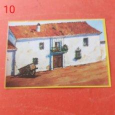 Coleccionismo Cromos antiguos: CROMO N.10 DON QUIJOTE DANONE SIN PEGAR. Lote 243447550